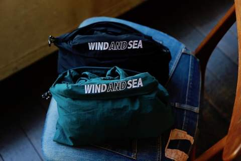 WIND AND SEA ANORAK PARKA(WDS-JK-06)