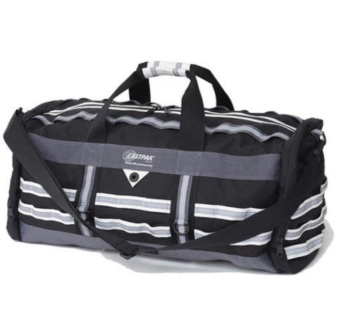 "ホワイトマウンテニアリング(White Mountaineering×EASTPAK REFLECTIVE TAPED BOSTON BAG""BLACK"""