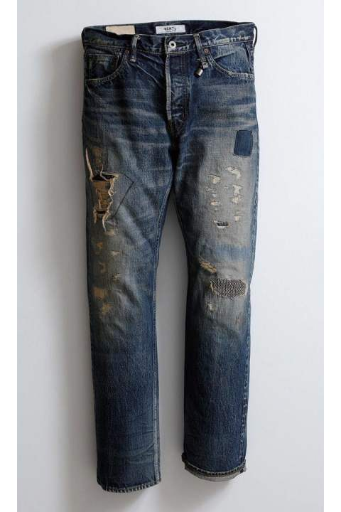 CLASSIC STRAIGHT DENIM CS54
