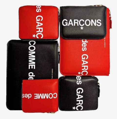 Wallet COMME des GARCONS「ロゴウォレット」