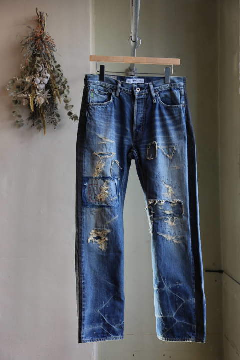 CLASSIC STRAIGHT DENIM CS58