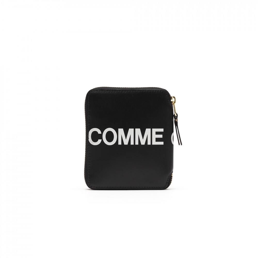 Wallet COMME des GARCONS「ロゴウォレット(二つ折り)BLACK 6月入荷予定」