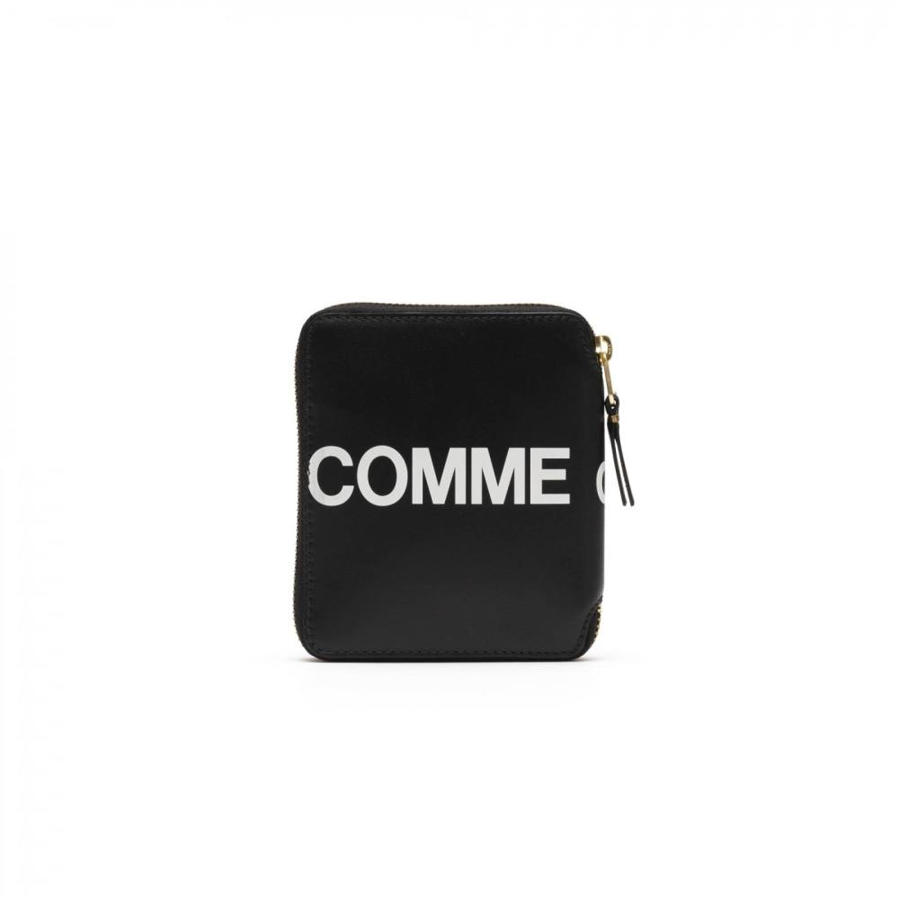 Wallet COMME des GARCONS「ロゴウォレット(二つ折り)BLACK」Coming Soon...
