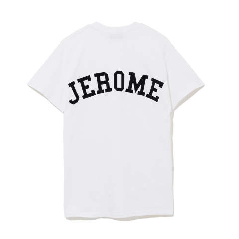 "T-SHIRT JEROME ""WHITE"""