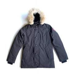 "CHATEAU PARKA FUSION FIT""BLACK"""