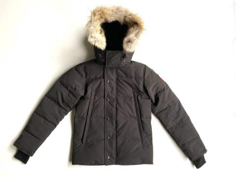 "WYNDHAM PARKA(ウィンダムパーカー) FUSION FIT""BLACK""3808MA"