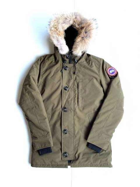 "CHATEAU PARKA FUSION FIT""MILITARY GREEN"""