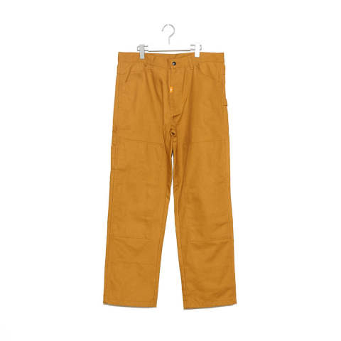 "WDS PAINTER PANTS""BROWN""(WDS-19A-PT-04)"