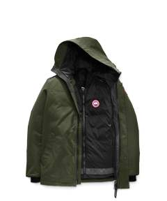 "GARIBALDI PARKA""MILITARY GREEN"" MEN'S STYLE# 5817M"