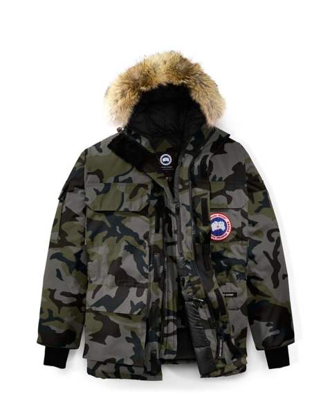 "EXPEDITION PARKA FUSION FIT PRINT""CLASSIC"" MEN'S STYLE#4660MAP"