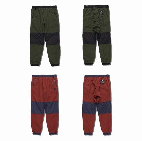 WIND AND SEA 「SWITCH FLEECE PANTS」11月30日発売
