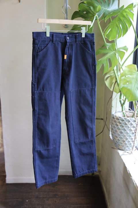 "WDS PAINTER PANTS""NAVY""(WDS-19A-PT-04)"