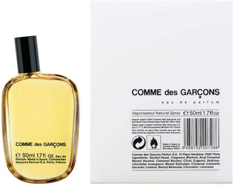 Eau de Parfum (50ml natural spray)
