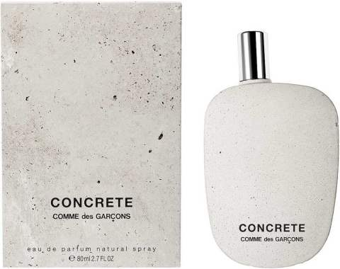 Concrete Eau de Parfum (80ml natural spray)