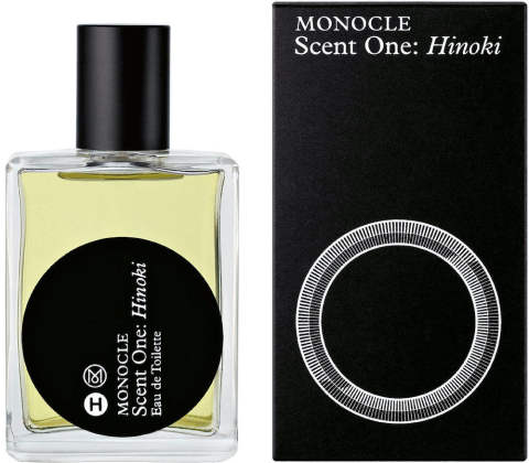 Monocle Scent One Hinoki Eau de Toilette (50ml natural spray)
