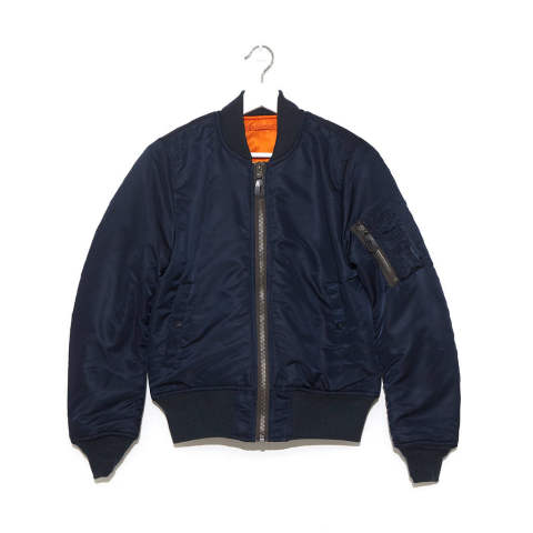 "WDS REVERSIBLE MA-1""NAVY"""