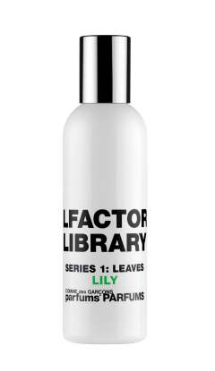 COMME des GARCONS PARFUMS OLFACTORY LIBRARY - LILY - 50ml