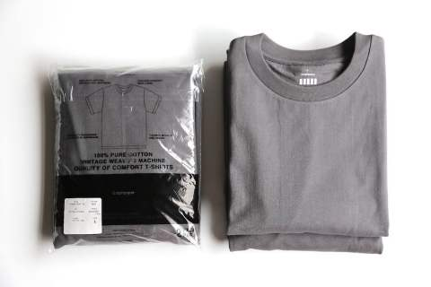 "Original 2-Pack Crew Neck Tee""GRAY"""