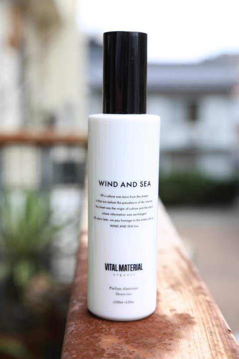 "VITAL MATERIAL × WIND AND SEA ROOM SPRAY""Desert tree""120ml"