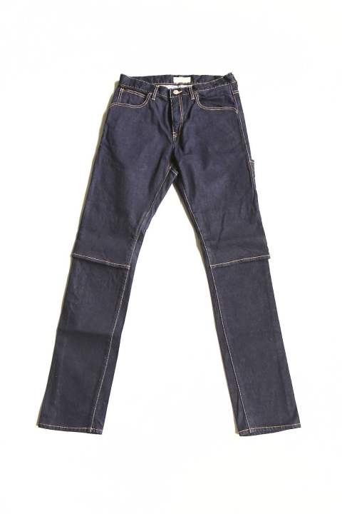"OW 2WAY SLIM DENIM PANTS ""INDIGO OW""(Jie-STD-PT04)"