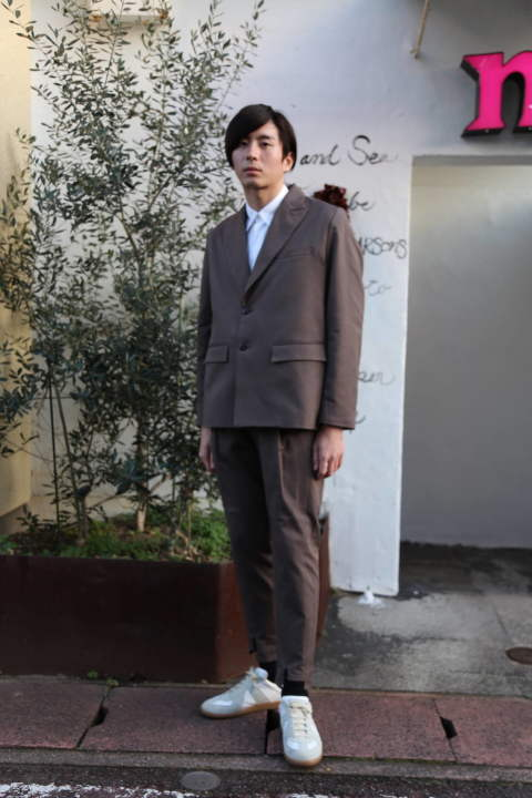 JieDa TAILORED JACKET SET UP Style.2019.12.16.