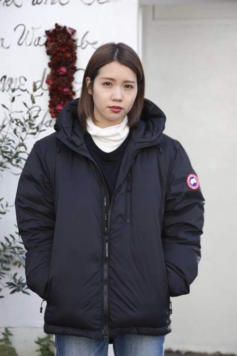 "CANADA GOOSE  LODGE HOODY""BLACK""style.2019.12.10"