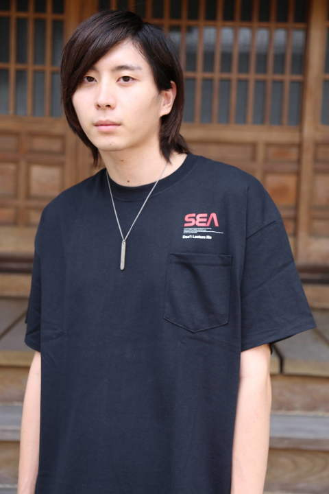 WIND AND SEA 「SEA(SPC) POCKET T-SHIRT」 6月27日発売 style.2020.6.26.